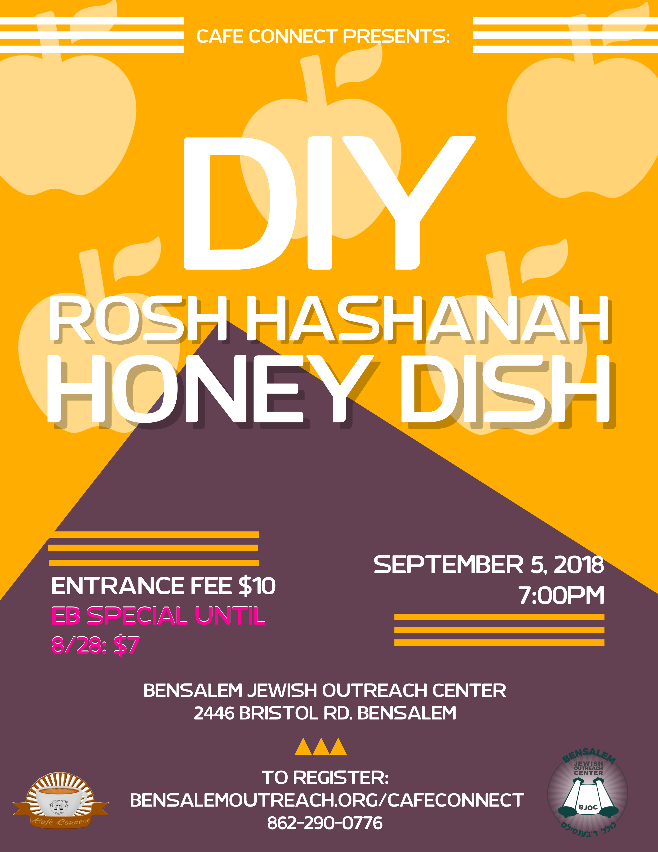 Rosh Hashanah Cafe Connect