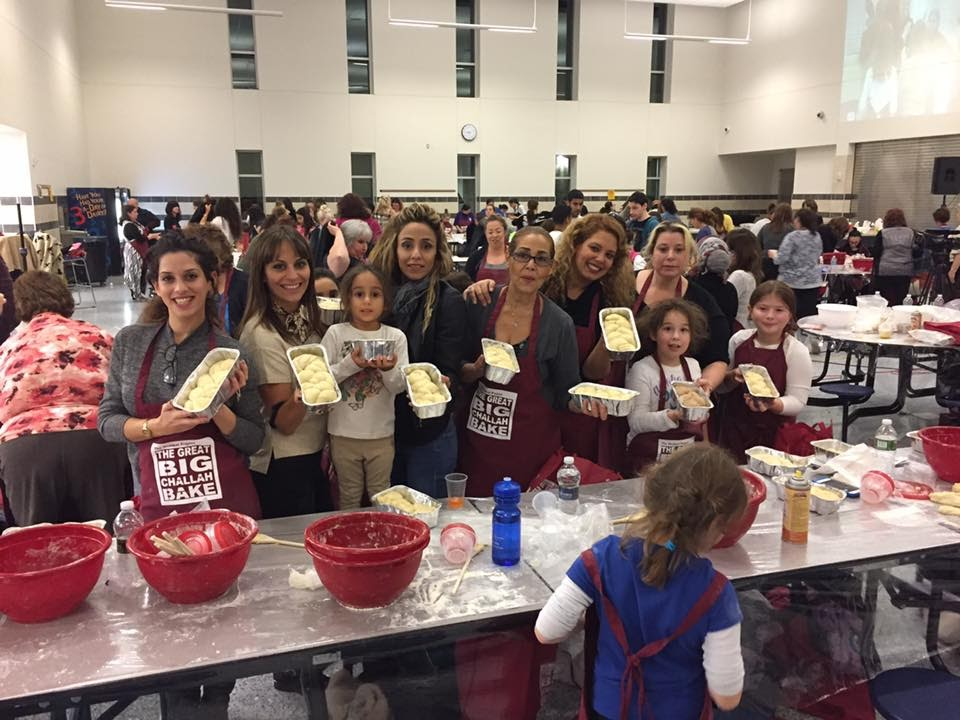 The Bucks County and Greater Philadelphia Great Big Challah Bake