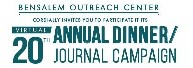 Bensalem Outreach Center Annual Dinner/Journal Campaign
