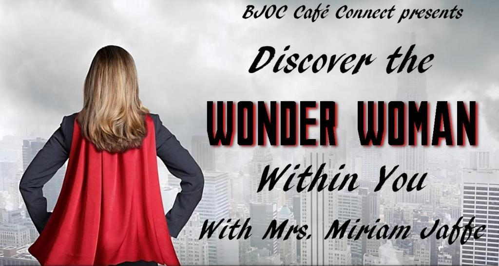 Discover the Wonder Woman Within You